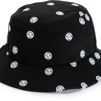 Stussy SS Embroidery Bucket Hat