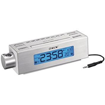 Sony ICFC717PJ Nature Sounds Clock Radio