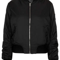 Ultimate MA1 Bomber Jacket - Black