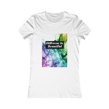Womens Law of Attraction Tshirt