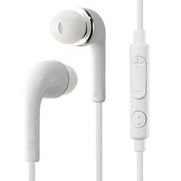 3.5mm Headphones Earphones with Mic Headset Headphone Hands Free Earbuds Universal For Xiaomi iPhone Samsung Galaxy Note 7
