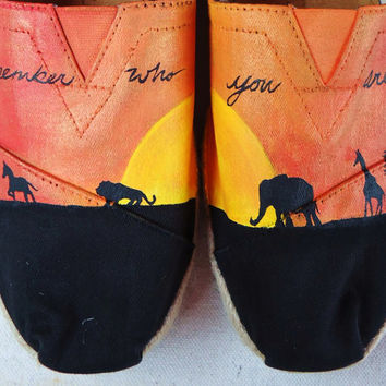 Safari Sunset TOMS