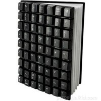 RECYCLED KEYBOARD NOTEBOOK