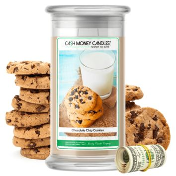 Chocolate Chip Cookies | Cash Money Candle®