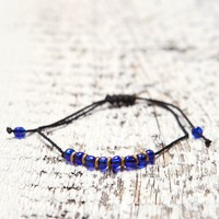 Me To We Navy Bangili Bracelet - Womens Jewelry - Blue - One