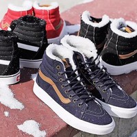 Vans Winter Warm Velvet Shoes Sneaker