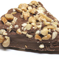 Peanut Butter Wedges by No Whey! Chocolates