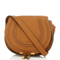 Chloé Mini Marcie Cross Body Bag | Harrods