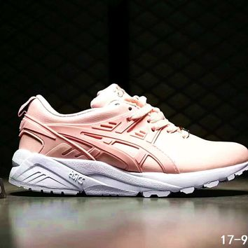 asics gel kayano trainer women men running sport shoes sneakers b ssrs cjzx pink number 2  number 1