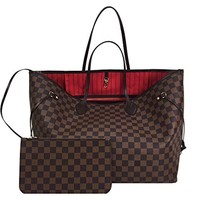 New!! NEVERFULL GM Style Handbags On promotion 15.7 x 13.0 x 7.9 inches
