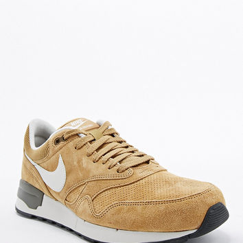 Nike Air Odyssey Suede Trainers in Gold - Urban Outfitters