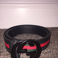 Mens Gucci Belt 36""