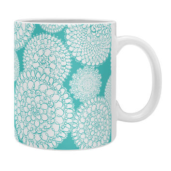Heather Dutton Delightful Doilies Tiffany Coffee Mug