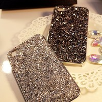 Shinning Sparkling Light Pink Case for iPhone 5  from 1Point99.com