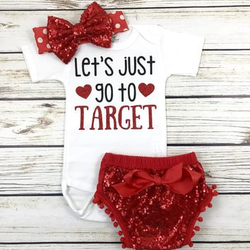 {Let's Just Go To Target}