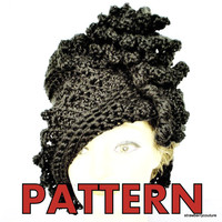 Choose 5 Patterns on Etsy Crochet Patterns Hat, Womens Crochet Hat Patterns, PDF Patterns of 5, Permission to Sell Offline