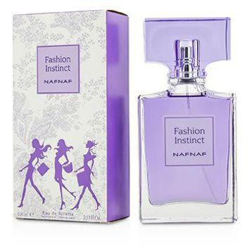 Naf-Naf Fashion Instinct Eau De Toilette Spray Ladies Fragrance