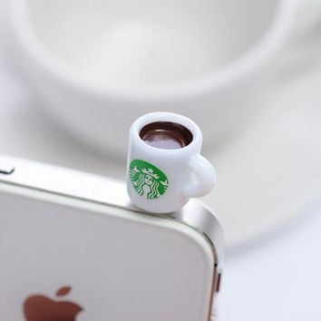 Cup of Coffee Smart Phone Plugy Multi ERE985