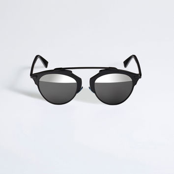 Dior - So Real Black Sunglasses