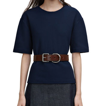 Acne Studios Mattia Dark Navy T-Shirt