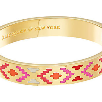Kate Spade New York Idiom Bangles Spice Things Up - Hinged Bracelet