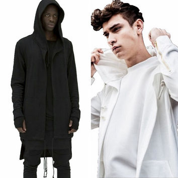 Hooded Cloak Lean Suit Men Hoodies Supernatural/Assassins Creed Hoodie