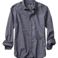 Banana Republic Mens Factory Textured Shirt