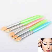 5 in 1 High Quality Cosmetic Eye Shadow Brush for Make-up Uses