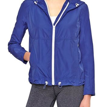 Gap Women Factory Gapfit Windbreaker Jacket