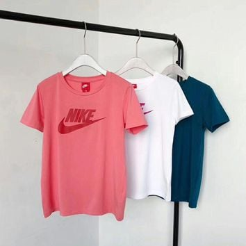Nike x AVAN Candy colors Women T-shirt