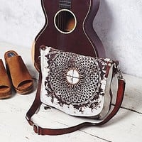 Free People Lavata Distressed Crossbody