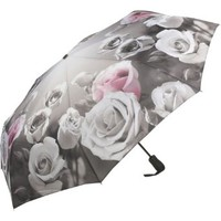 Galleria Antique Rose Folding Umbrella - Antique Rose