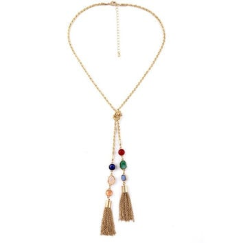 Tribal Fashion Native American Indian Alloy Necklace Jewelry