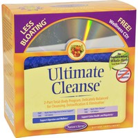 Nature's Secret Ultimate Cleanse Kit, 2-Part Program - 120 Tablets
