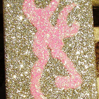 Sparkly Browning Bumper Case iPhone 4/4G Cell Phone  - iPhone 5 bumper cases available.