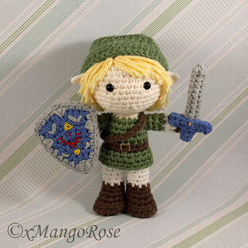 Baby Zelda Knitting Pattern : Best Doll Pattern Download Products on Wanelo