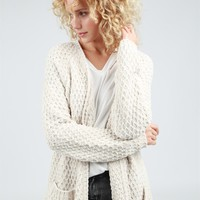 Giselle Chenille Cardigan