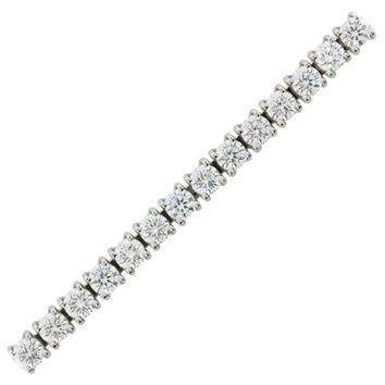 Cartier ¡®Essential Lines¡¯ 4.68 Carat Diamond Tennis Bracelet