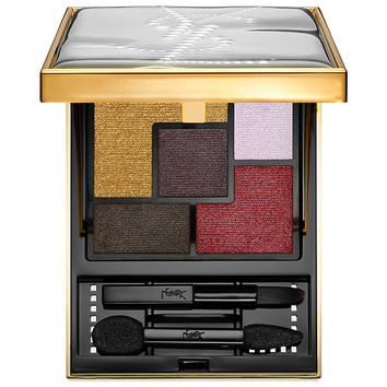 Yves Saint Laurent Couture Palette- Metal Clash (0.18 oz)