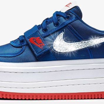 Nike Vandal 2K  + Crystals - Gym Blue