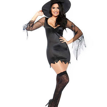 Fantasy Witch Costume | Sexy Clothes Womens Sexy Dresses Sexy Clubwear Sexy Swimwear | Flirt Catalog