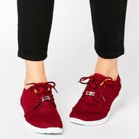 Blink Red Trainers at asos.com