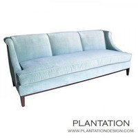 Plantation Design Elizabeth Sofa - Seating: Sofa - Modenus Catalog