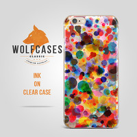 iPhone 6 Case iPhone 6s Case iPhone 6 Cute Case iPhone 6 Case Hipster Unique iPhone 6 Case Apple iPhone Case Cell Phone Case Ink Bubbles 132