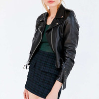 BDG Tartan Scout A-Line Mini Skirt - Urban Outfitters