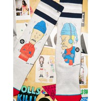 SNOT SICKLE CLASSIC CREW SOCKS