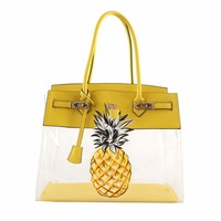 De-Vesi De Ananas Pineapple Tote Bag