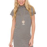 Cara Stripe Dress
