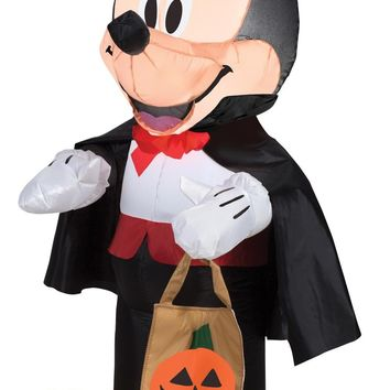 Airblown-mickey Vampire W-tote  2017 Halloween Inflatables