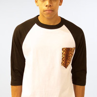 Defyant Leopard Pocket Tee : Karmaloop.com - Global Concrete Culture
